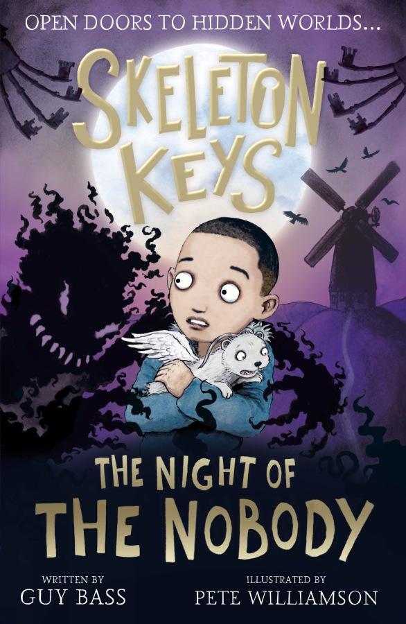 Skeleton Keys: The Night of the Nobody – Little Tiger